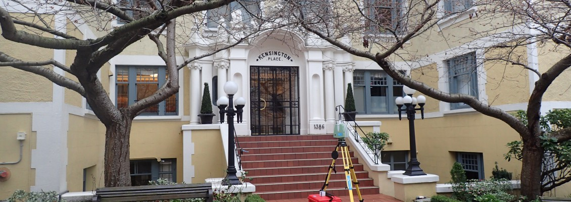 Kinsington Place Entrance